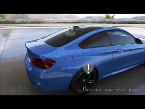 Forza Motorsport 6 2014 BMW M4 Coupe ForzaVista & Test Drive