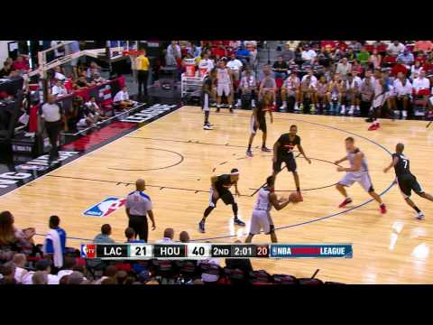 Summer League: Los Angeles Clippers vs Houston Rockets