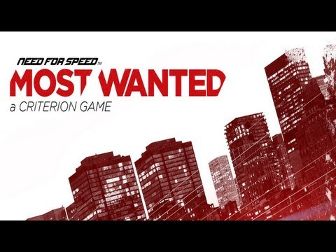 Need For Speed Most Wanted - Announcement Trailer - E3 2012 [HD]