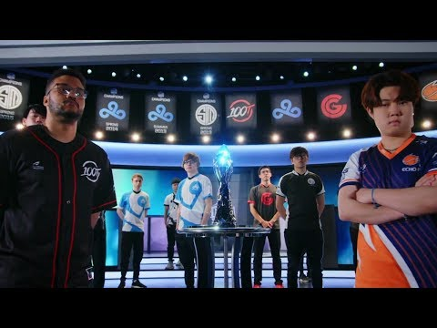 Welcome to NA LCS Spring 2018 Play-Offs - Quarter Finals between Cloud 9 vs Team Liquid!