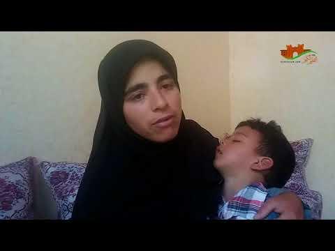 حالة إنسانية : طفل يعاني من حصي في الكلي