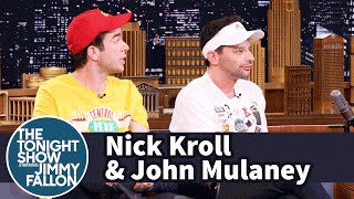 Nick Kroll and John Mulaney Describe the Essence of Their Broadway Show