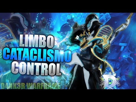 BUILD LIMBO CATACLISMO | ¿COMO BUILDEAR A LIMBO? NO FORMA | WARFRAME ESPAÑOL