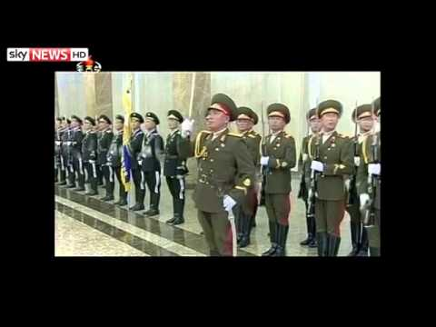 Kim Jong Un Marks Late Father's Birthday