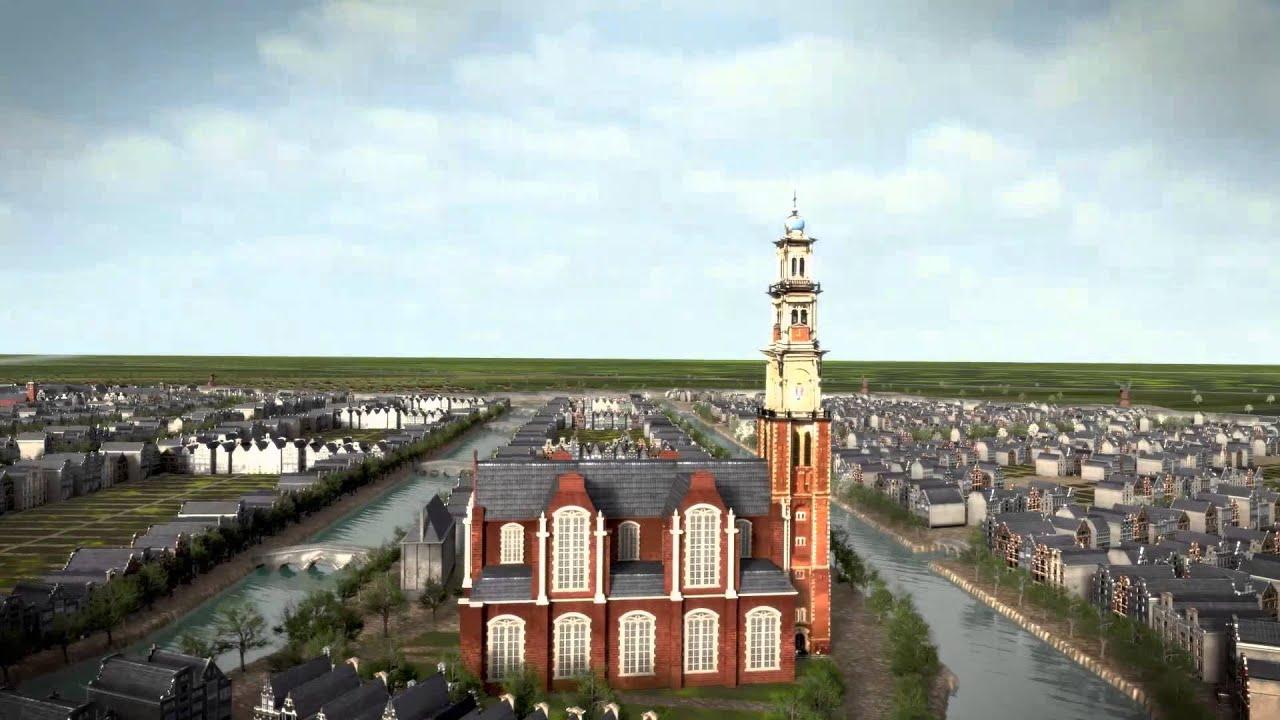 De uitbreiding van amsterdam in de gouden eeuw - Bureau van de uitbreiding ...