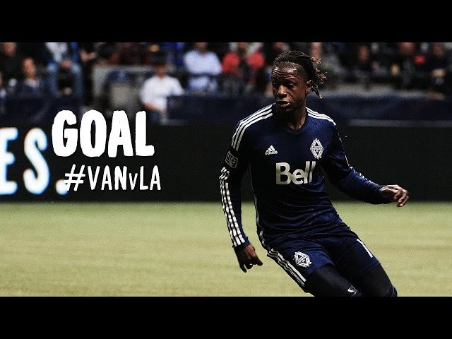 GOAL: Darren Mattocks cleans up Penedo spill to level the match | Vancouver Whitecaps vs LA Galaxy