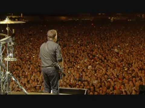 Bruce Springsteen - Dancing in the Dark Live