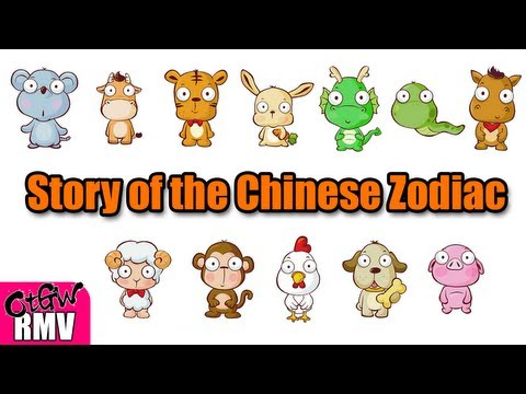 Story of the Chinese Zodiac
