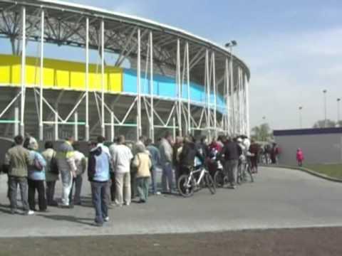 Toruń - nowy stadion żużlowy