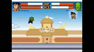 Dragon Ball TrIbuto Juego