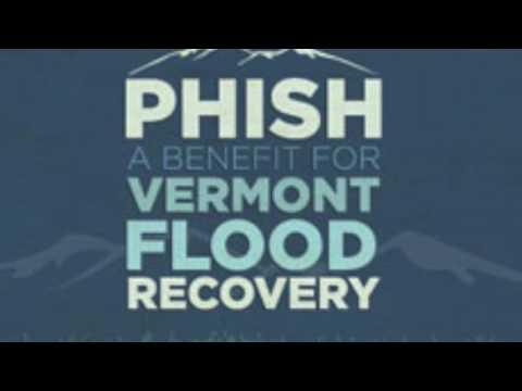 Just Jams Phish - 09/14/2011 Essex Junction, VT - Hurricane Irene Flood Benefit