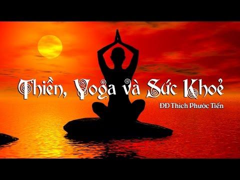 Thiền, Yoga và Sức Khoẻ - Thích Phước Tiến (19.01.2013)