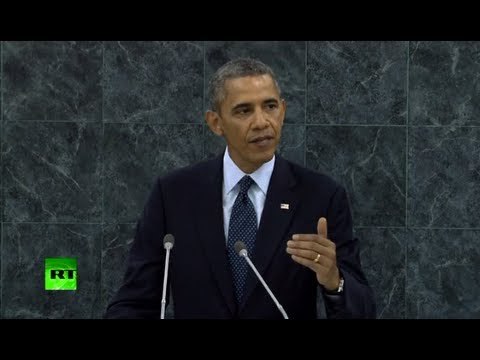 'US to focus on Iran's pursuit of nukes' - Obama to UN Assembly 2013 (FULL SPEECH)