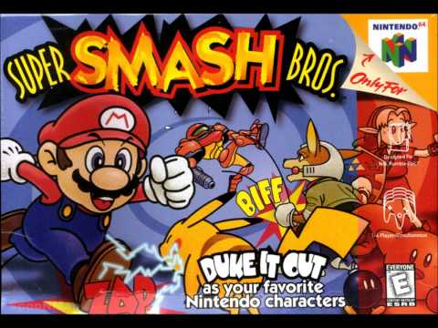 Full Super Smash Bros. OST