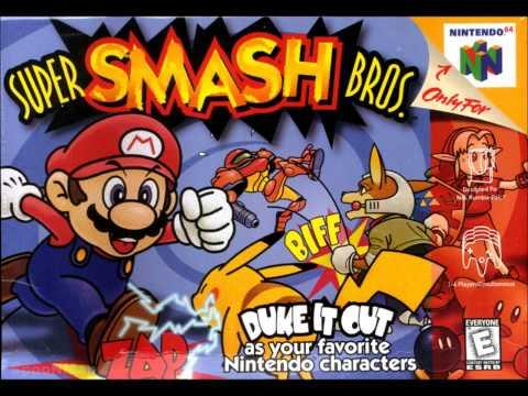 Full Super Smash Bros. OST