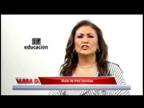 Bola de tres partes AZTECA Barra de Opinion