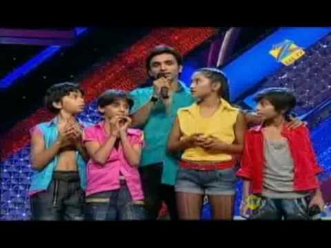 DID Little Masters June 12 '10 – Jaikumar Nair Group Dance