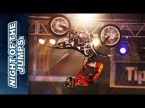 Highlights NIGHT of the JUMPs Linz 2014 - Friday