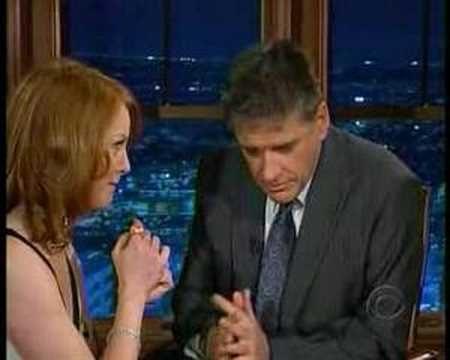Alicia Witt on Craig Ferguson