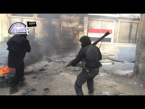 Heavy Clashes During The Battle For Al-Ramouseh Aleppo | Syria War 2014