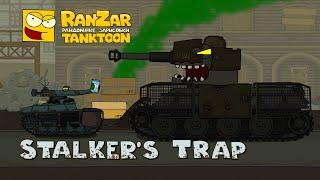 Tanktoon - Piesočná pasca