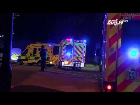 (VTC14)_Nổ lớn tại sân vận Manchester, Anh: 19 người chết, 50 người bị thương