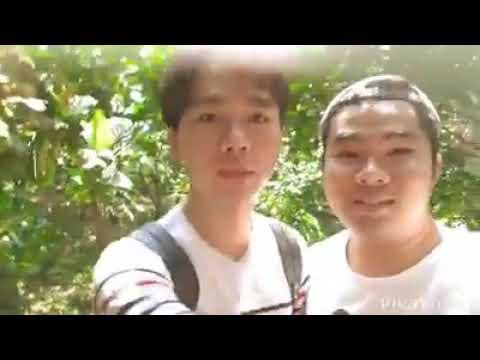 Khởi My và Kevin Khánh cùng ekip gặp là chiến về quê của khởi My hái chom chom