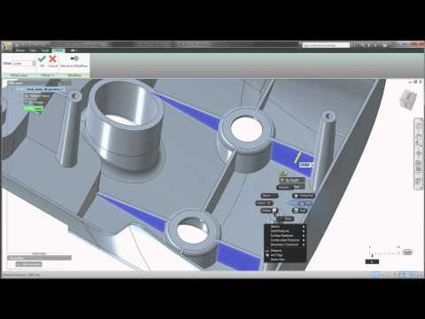 Geometry Modification - Autodesk Moldflow 2012