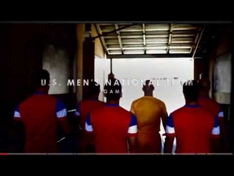 USA vs Ghana Pregame - Narrated by Kiefer Sutherland