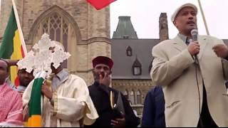 (Must Watch) be canada muslimoch ena cristanoch be andenet yaregut teqawumo