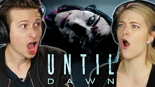 """Scared People Try To Survive """"Until Dawn"""""""