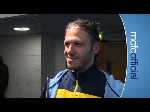 DEMICHELIS ON FIRST GOAL City 5-0 Fulham Martin Demichelis post-match interview