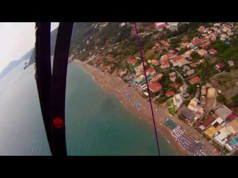 project corfu video Agios Gordis Corfu Greece  14-08-2013