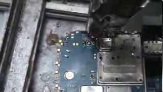 BlackBerry 8520 Cambio Pin De Carga