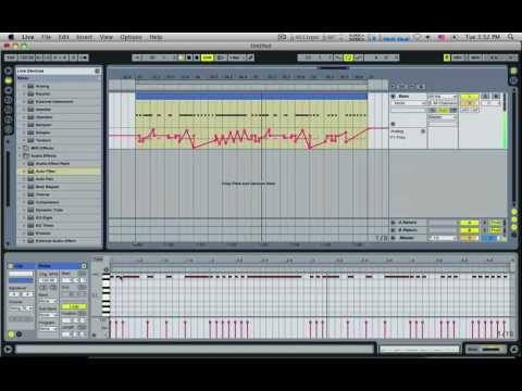 Electronic Music Tutorial (How to write beats)