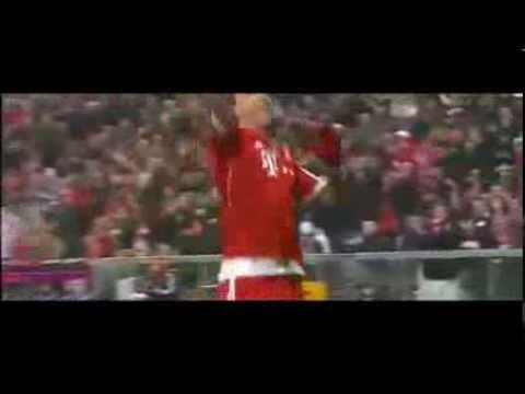 Bayern München 5 - Schalke 04 1 (01-03-2014) Allianz Arena