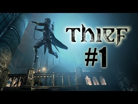 Thief Walkthrough Part 1 Prologue The Drop | Gameplay Walkthrough Let's Play HD PS4 Xbox One PC