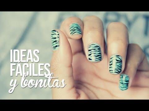 3 ideas para tus uñas!
