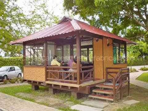 Modernas casas campestres en Santa Fe de Antioquia