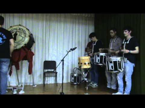 Banda Gaitas Castro Bergidum, Grabacion disco recopilatorio bandas de León