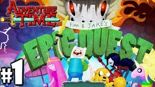 Adventure Time: Finn & Jake's Epic Quest BMO Lost