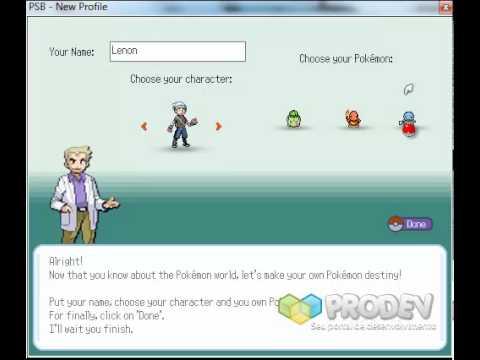 Pokémon Battle System