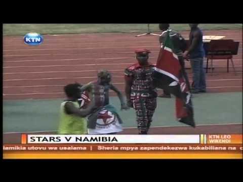 Kenya 1-0 Namibia