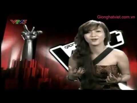 Giọng Hát Việt 2012 - Vòng Giấu Mặt - Đinh Hương - Warwick Avenue