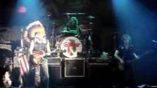 TED NUGENT GREAT WHITE BUFFALO LIVE