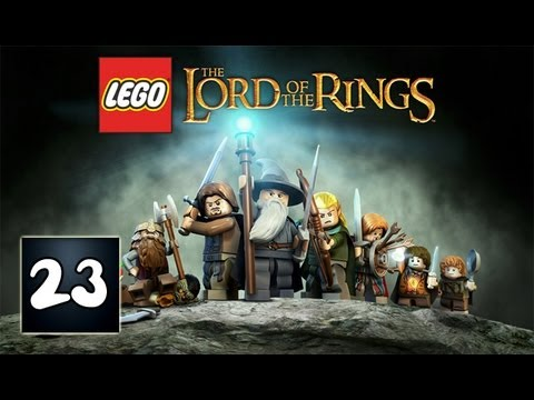We Play: LEGO: The Lord of the Rings - Part 23 (Gameplay, Walkthrough)