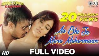 Aa Bhi Ja Mere Mehermaan - Jayantabhai Ki Luv Story - Bluray