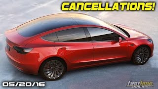 Tesla Model 3 Cancellations, 2017 Volvo XC40 and S40, Acura Autonomous RLX- Fast Lane Daily