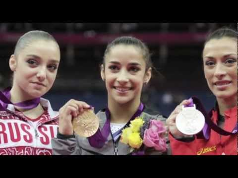 American Raisman Wins 2 More Gymnastics Medals