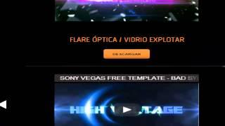Pagina Para Descargar Intros Editables Para Sony Vegas Pro